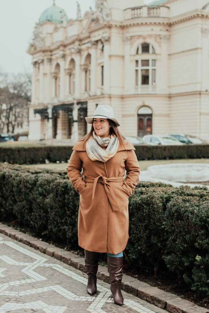 Following my Krakow Itinerary in Old Town
