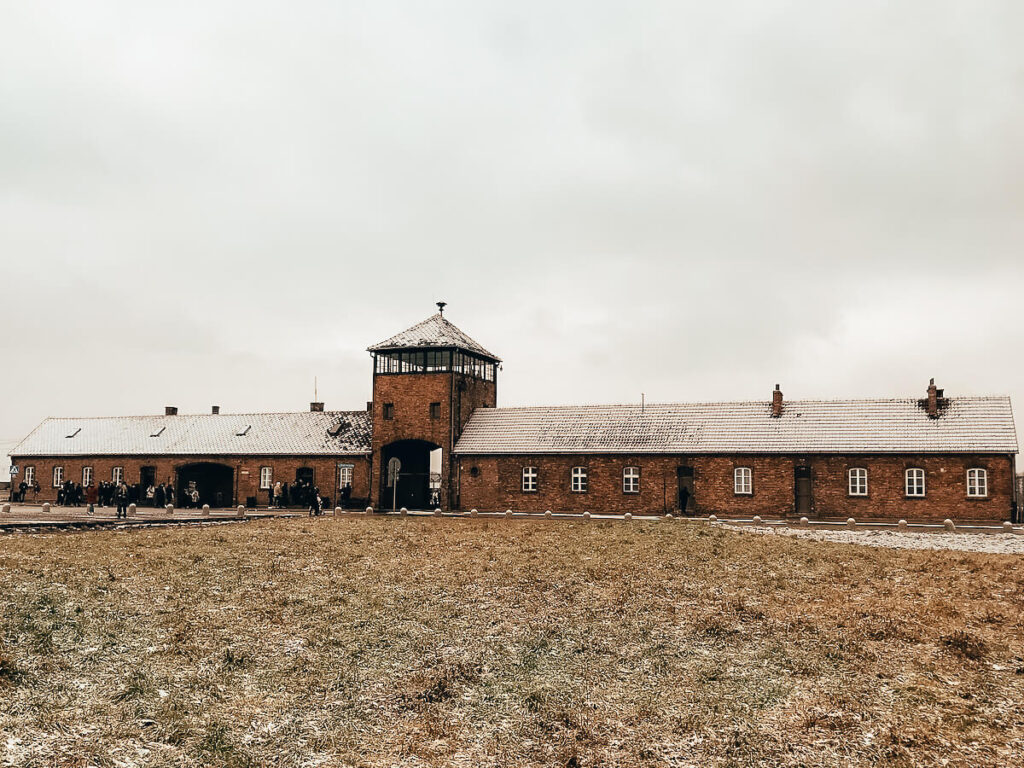 Birkenau Concentration Camp near Krakow, Poland