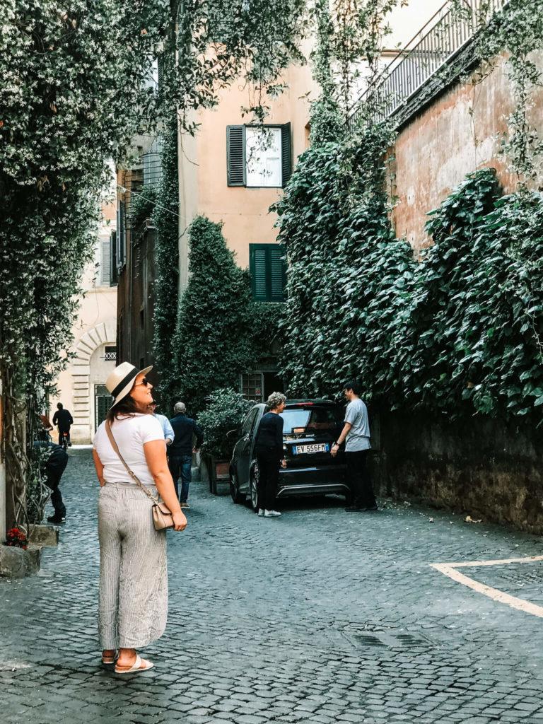 exploring rome, italy