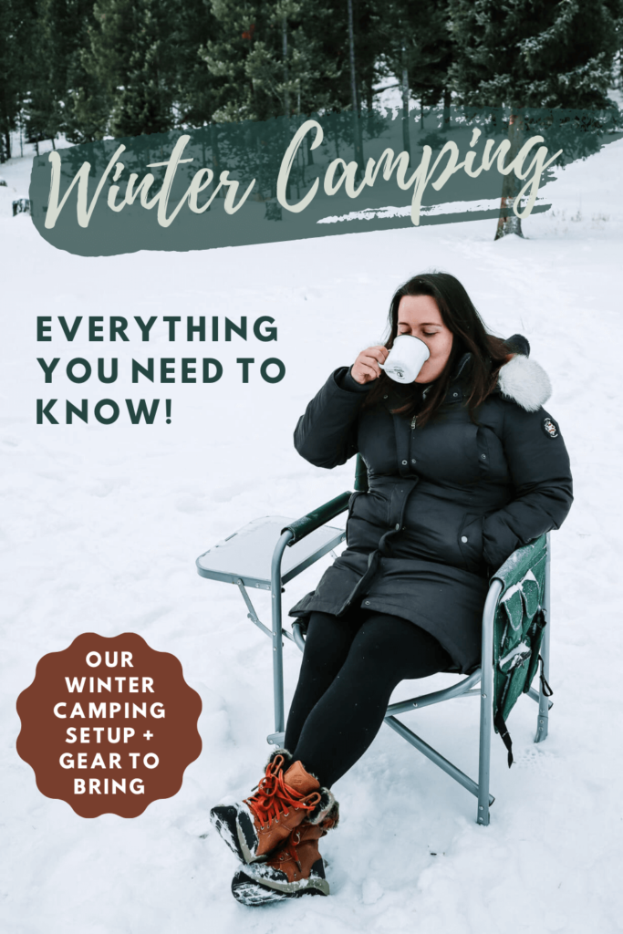 Winter Camping 101: Everything you need to know