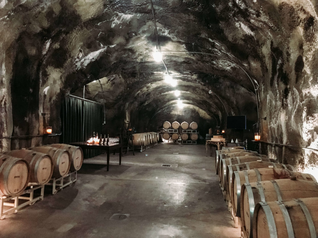 Winery in Napa Valley