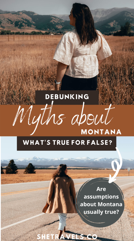 People make a lot of assumptions about Montana. Which ones are true? I'm sharing my thoughts after living here for 10 months!   Montana travel   living in montana   moving across country   bozeman, montana