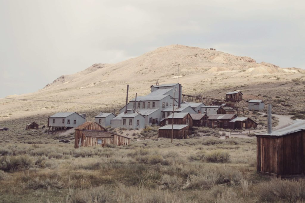 ghost towns in montana